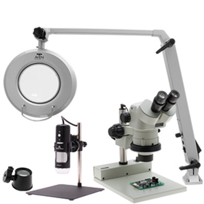 Microscopy and Inspection